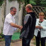 Gratulation Volker